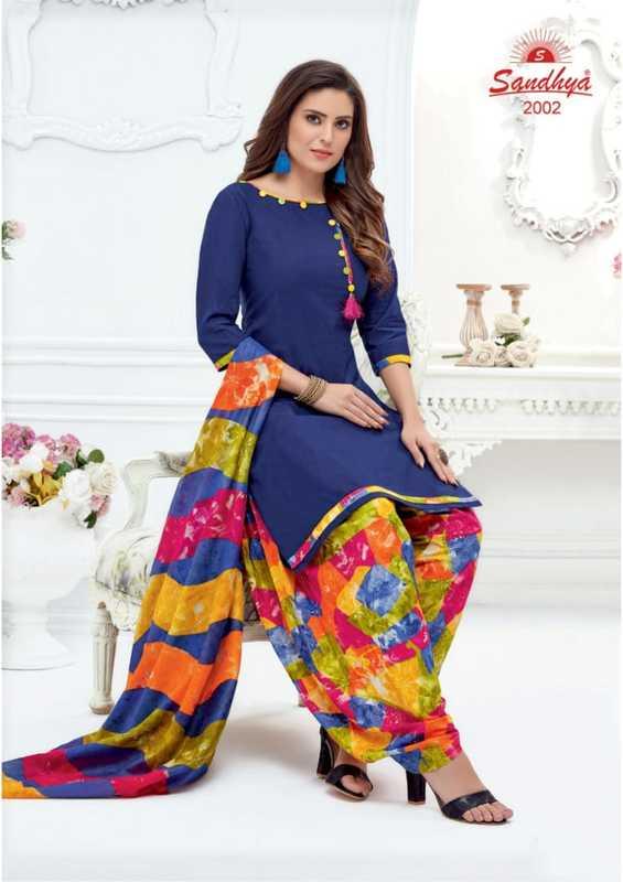 Sandhya Payal Stitched Vol 27 - 2002