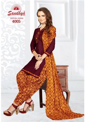 Sandhya Patiyala House Vol 4 - 4005