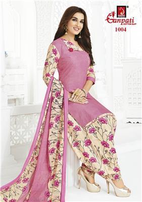 Ganpati Rangoli Stitched Vol 10 - 1004