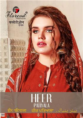 Floreon Trends Heer Patiyala Vol 1