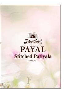 Sandhya Payal Stitched Vol 27