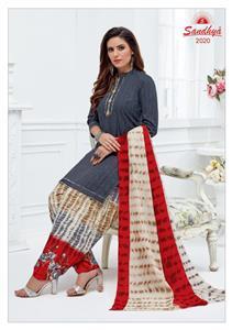 Sandhya Payal Stitched Vol 27 - 2020