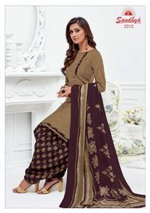 Sandhya Payal Stitched Vol 27 - 2012