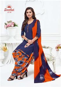 Sandhya Payal Stitched Vol 27 - 2718