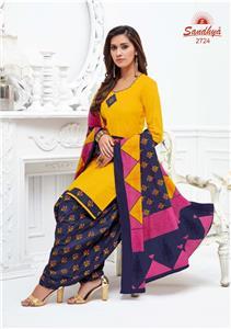 Sandhya Payal Stitched Vol 27 - 2724