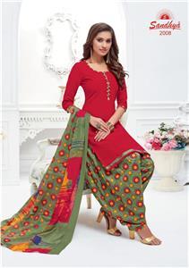 Sandhya Payal Stitched Vol 27 - 2008