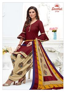 Sandhya Payal Stitched Vol 27 - 2704