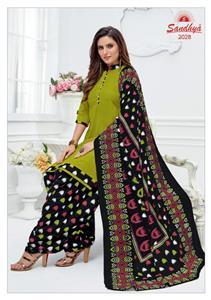 Sandhya Payal Stitched Vol 27 - 2028