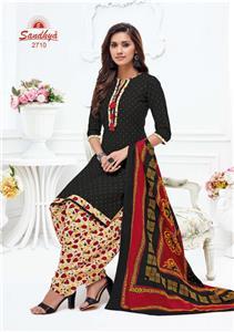 Sandhya Payal Stitched Vol 27 - 2710