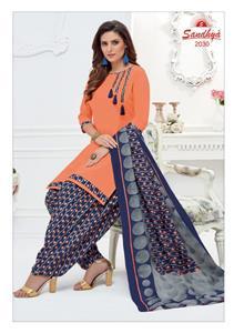 Sandhya Payal Stitched Vol 27 - 2030