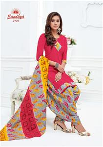 Sandhya Payal Stitched Vol 27 - 2726