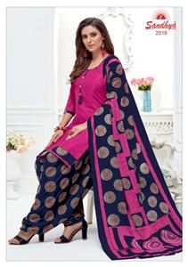 Sandhya Payal Stitched Vol 27 - 2016