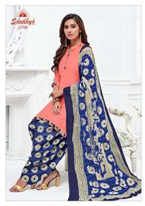 Sandhya Payal Stitched Vol 27 - 2706