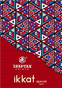 Deeptex Ikkat Special Vol 3