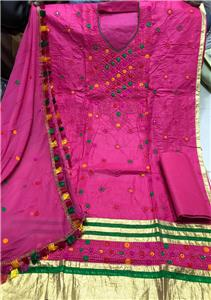 Dupatta And Top Work 86