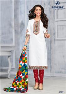 Deeptex Miss India Vol 55 - 5507