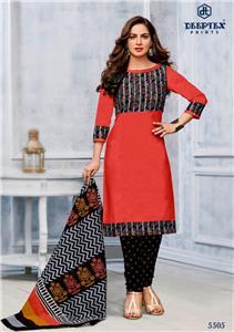Deeptex Miss India Vol 55 - 5505