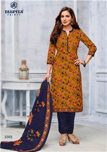 Deeptex Miss India Vol 55 - 5502