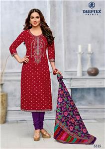 Deeptex Miss India Vol 55 - 5515
