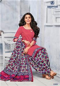 Deeptex Miss India Vol 55 - 5509
