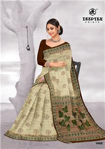 Deeptex Summer 20 Saree
