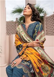 Mf Pakistani Lawn Iris Vol 3