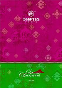 Deeptex Classic Chunari Vol 21