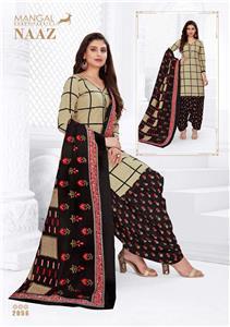 Msf Naaz Stitched Patiyala Vol 2