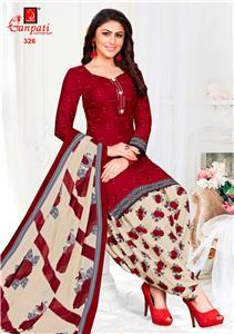 Ganpati Jeeya Stitched Vol 3