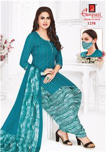 Ganpati Shaan E Hind Stitched Vol 1