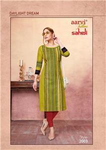 Aarvi Saheli Stitched Vol 10