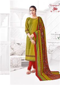 Suryajyoti Trendy Cotton Vol 50