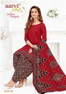 Aarvi Indian Stitched Patiyala Vol 1