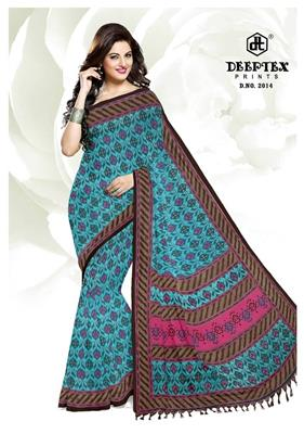 DEEPTEX IKKAT SAREE VOL 2