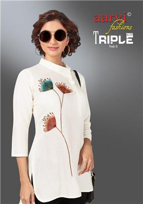 AARVI TRIPLE 3 VOL 5_WHOLESALE_EMBROIDERY_WORK_KURTIS_04