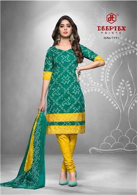 Deeptex_bandhani_vol_17_pure_cotton_bandhani_printed_dress_material_india_01