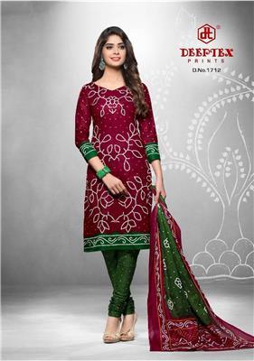Deeptex_classic_chunari_vol_18_lattest_cotton_bandhani_print_salwar_suit_material_wholesale_india_01
